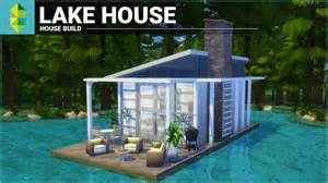 lake in the homes for the sims 4 house building lake house tiny 4x6 grid