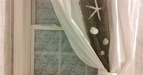 beachy curtain ideas beach themed curtain idea for bathroom for the home