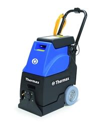 walk carpet extractor rental thermax tri 98 150 self contained walk carpet