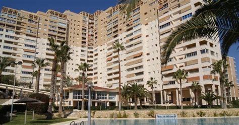 apartamento en playa de muchavista campello gest campello