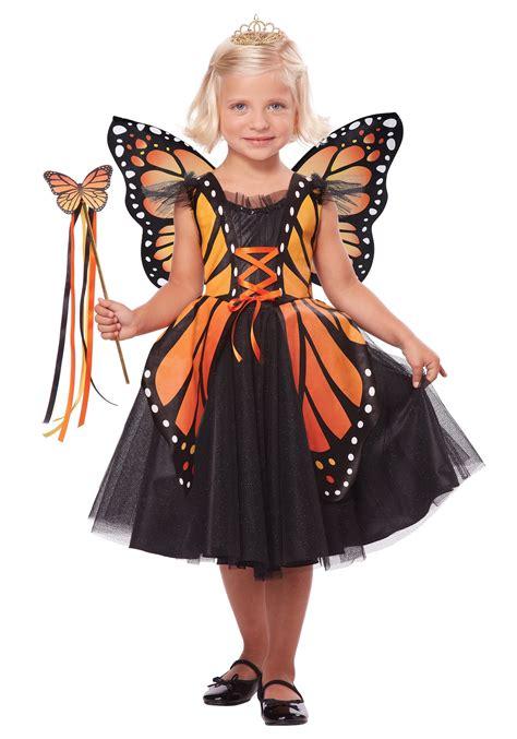 halloween costumes toddler monarch princess costume