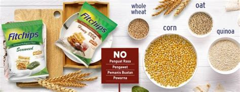 Fitchips Honey Bbq fitchips multigrain snacks with quinoa debuts mini me