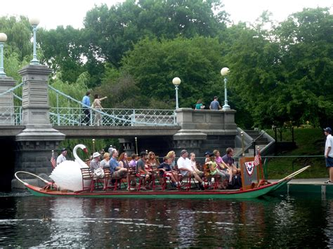 swan boats boston public garden swan boats boston new england pinterest