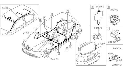 wiring diagram qg18de wiring wiring diagram images