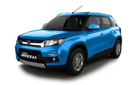 Maruti Suzuki Vitara Vitara Brezza Shifting Gears