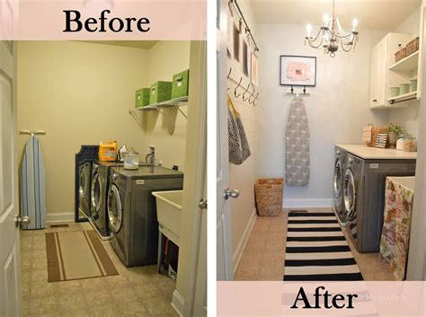 room makeover before and after 23 best budget friendly laundry room makeover ideas and