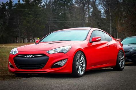 Hyundai Genesis 2015 Coupe by 2015 Hyundai Genesis Coupe Information And Photos