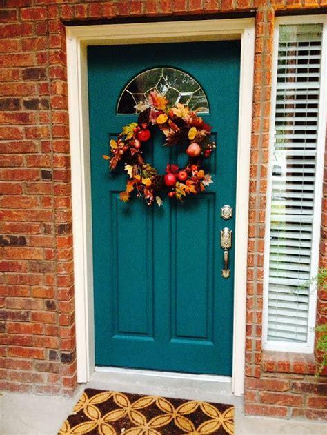 teal front door 25 best ideas about teal door on pinterest