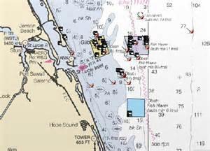 florida reefs and wrecks map mcac artificial reef fund reef map