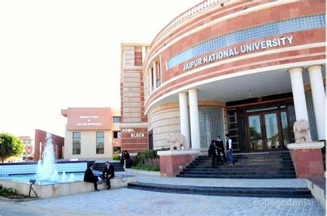 Best Government Colleges For Mba In Jaipur by Jaipur National Jnu Jaipur Admissions