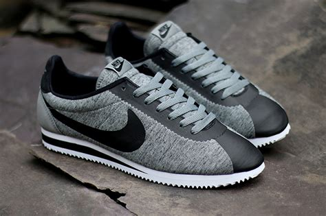 Nike Cortes 4 another look at the nike cortez quot tech fleece