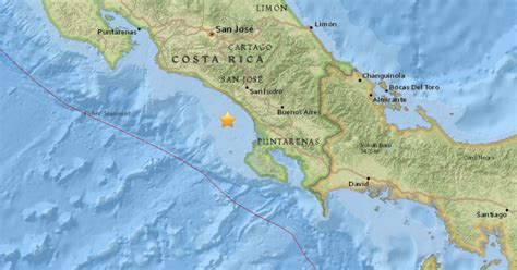 earthquake costa rica sciency thoughts magnitude 4 8 earthquake off the south