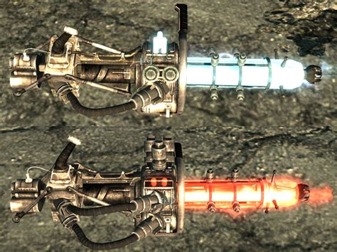 Fallout New Vegas Tesla Cannon Teslacannon By 1337martyrs At Fallout3 Nexus Mods And