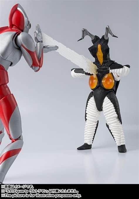 Bandai Shfiguarts Ultraman 50th Anniversary zetton joins s h figuarts ultraman anniversary lineup 171 pop critica pop critica