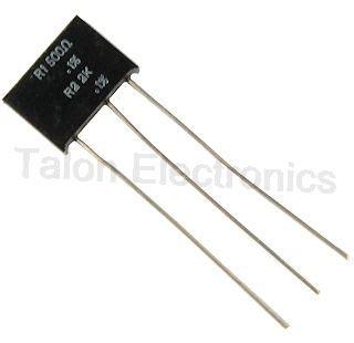 500 ohm precision resistor miscellaneous resistors
