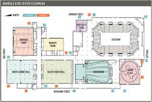 Civic Center Floor Plan by Event Center Amp Hotels