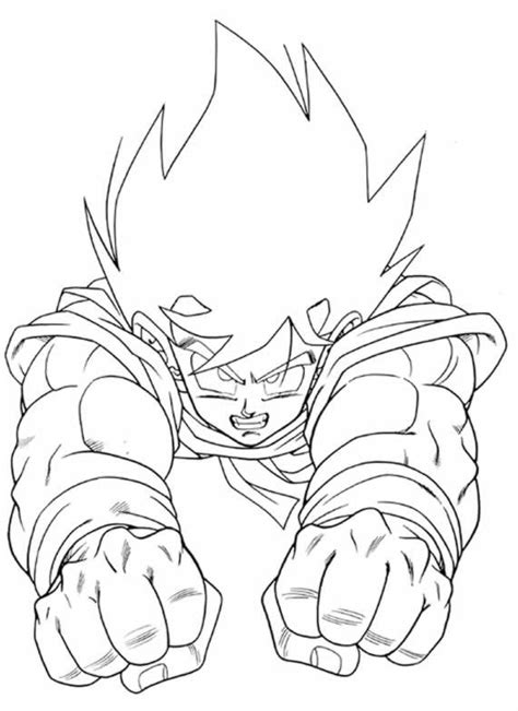 imagenes para colorear en paint dragon ball z imagenes para colorear im 225 genes taringa