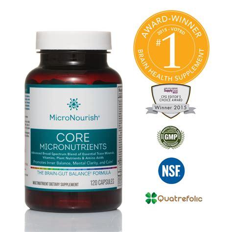 Malic Acid Brain Detox by Micronutrients 120 Capsules Micronourish
