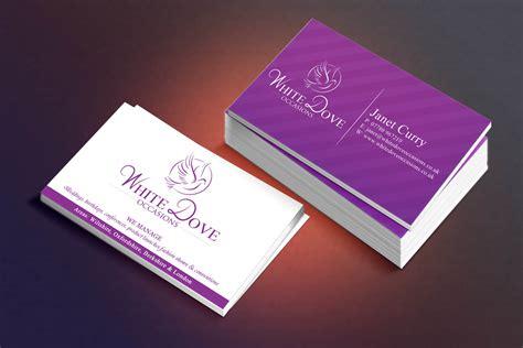 Wedding Card Design Company by Upmarket Business Card Design For Johnson