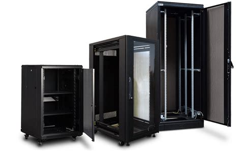rack of rack cabinets rack equipment open frame racks avadirect