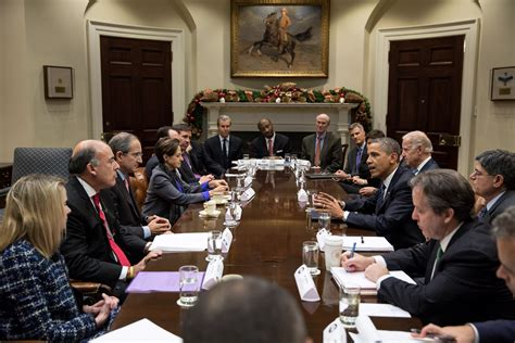 the roosevelt room file barack obama and joe biden with business leaders in the roosevelt room jpg wikimedia commons