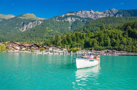 Découvrez le lac de Brienz Lac de Brienz Région de villégiature d'Interlaken