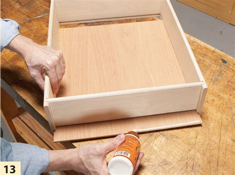 Drawer Bottoms by Fast And Easy Drawer Boxes Popular Woodworking Magazine