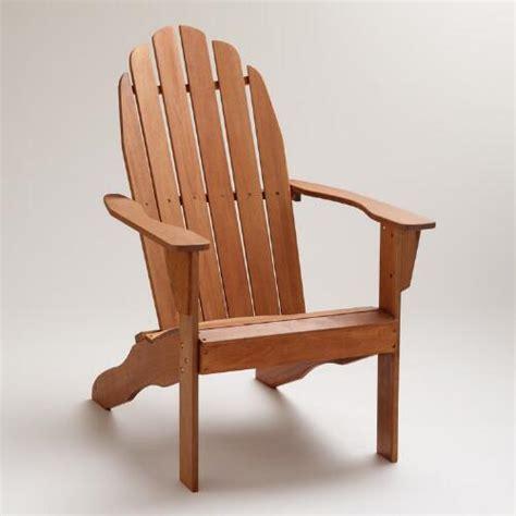 World Market Adirondack Chair by Classic Adirondack Chair World Market