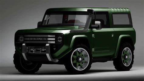 2015 Ford Broncos by Ford Bronco 2015