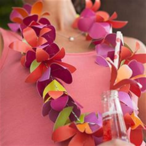 How To Make Hawaiian Paper Flowers - 1000 images about inspiration on leis