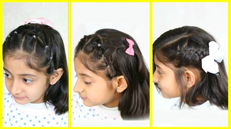 Free Hairstyle For by 3 Simple Hairstyles For Medium Hair Mymissanand