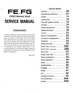 fuso manuals archives