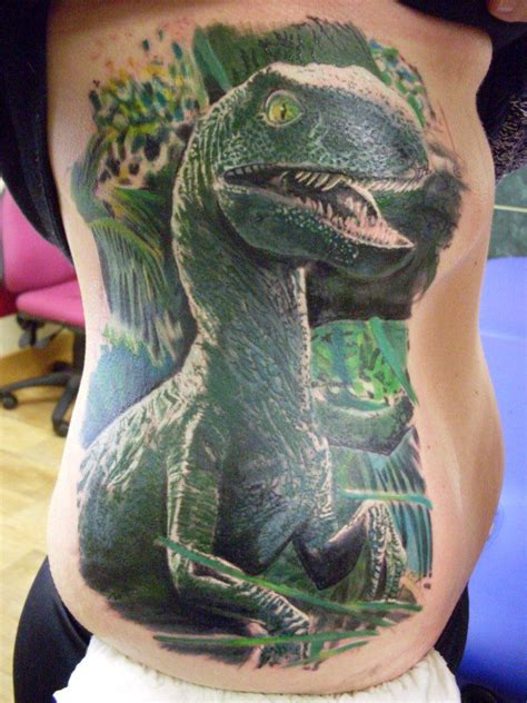 velociraptor tattoo 17 best images about dinotattoos on jurassic