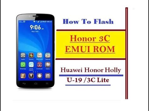 emui themes for honor 3c new flash honor 3c emui rom in honor holly u 19 hd