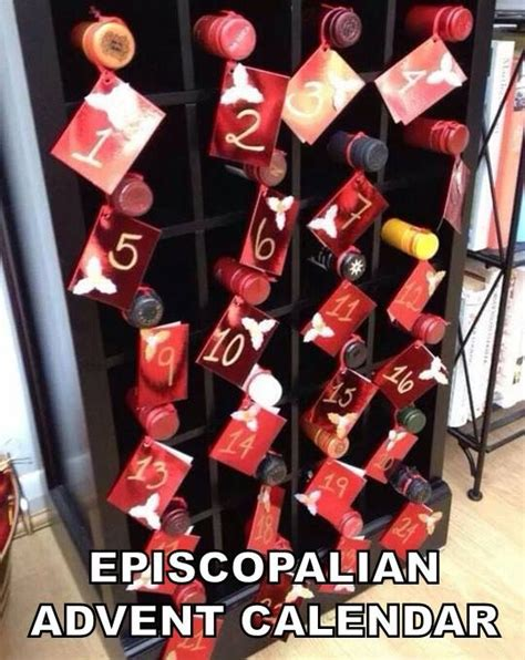 Episcopal Calendar Episcopal Advent Calendar