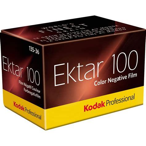 color negative kodak professional ektar 100 color negative 6031330 b h