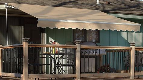 for living manual awning installation outdoor 12 215 10 manual retractable patio deck awning sun