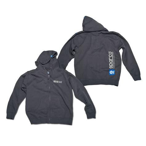 Sparco Zipper Hoodie sparco zip up hooded sweatshirt