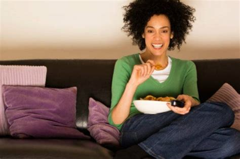 woman eats couch 3 ways to break your late night eating habit lucille