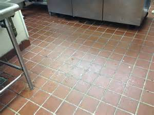 Restaurant Kitchen Flooring Re Grouted Epoxy Kitchen Floor For A Restaurant Kitchen In Boston Ma New Again