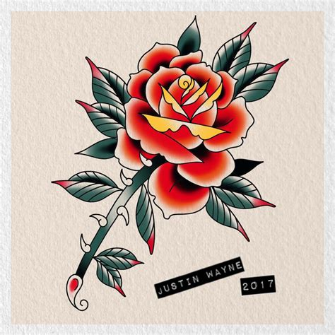 traditional rose with banner flash www pixshark com