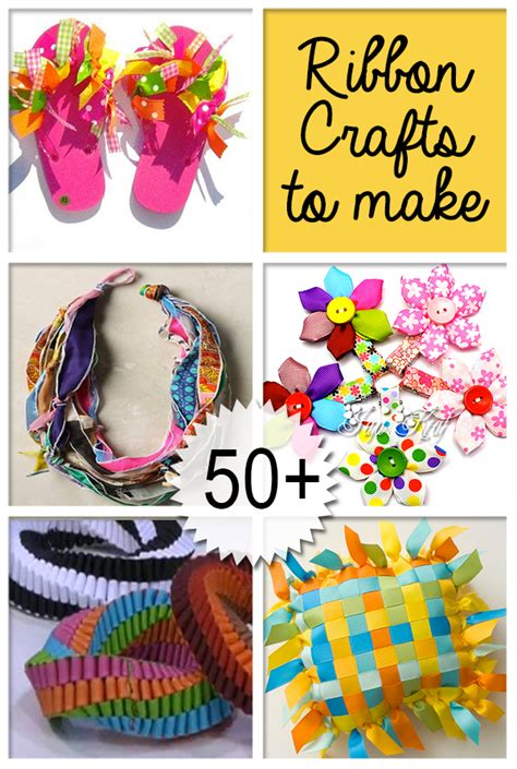 awesome ribbon crafts