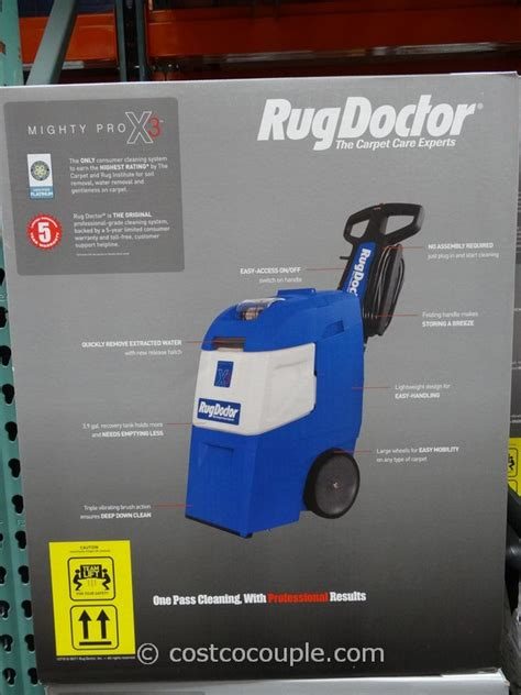 Rug Doctor Website by Rug Doctor Mighty Pro X3 Carpet Cleaner