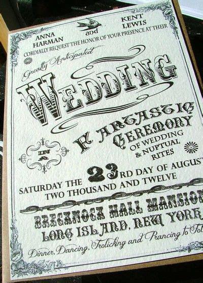circus wedding invitations vintage circus wedding invitations from sweetcookie