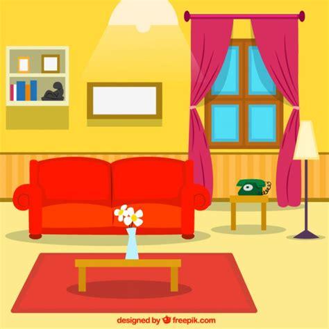House Interior Vector by House Interior Vector Free