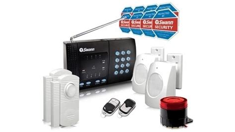 wireless home swann home wireless alarm system