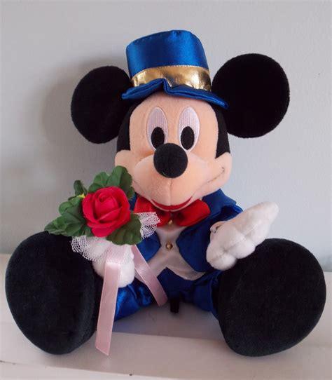 Mickey Set disney mickey minnie mouse stuffed set mickey