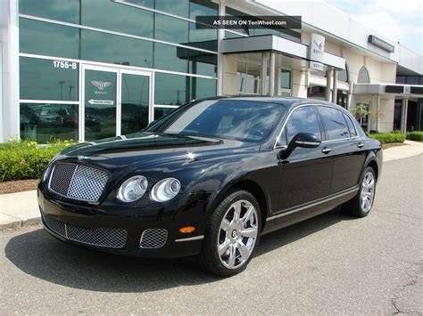 2011 bentley continental flying spur 2011 bentley continental flying spur