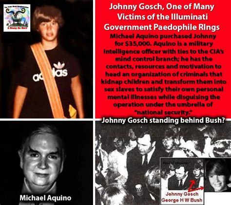 illuminati government a sheep no more johnny gosch one of many victims of the