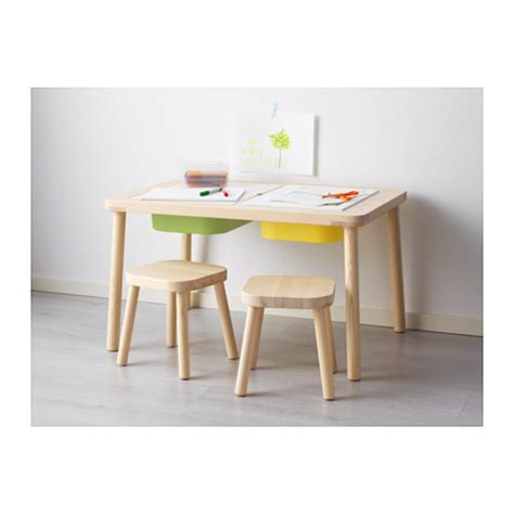 ikea flisat flisat children s table 83x58 cm ikea